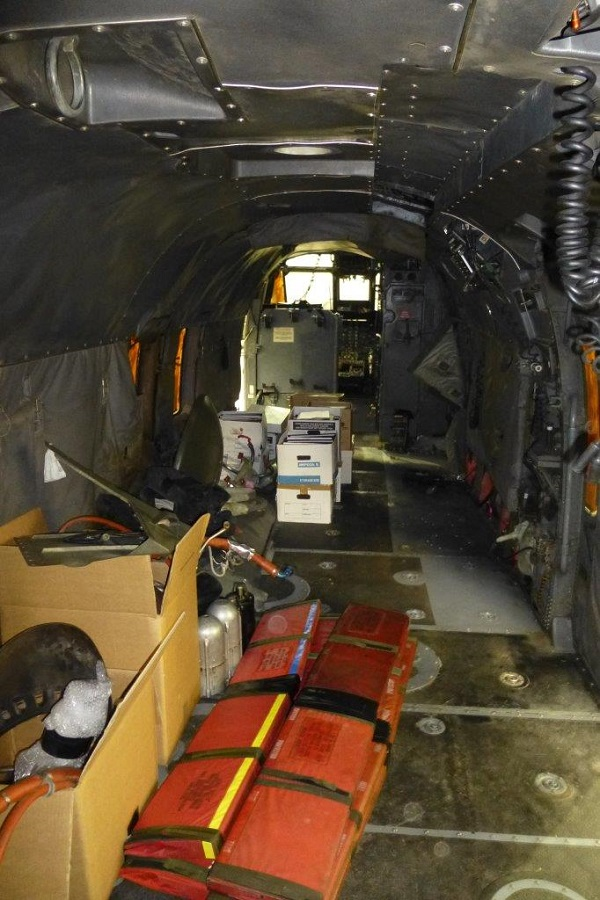 Used Land Rovers For Sale >> Just arrived - Sea King MK 4 Helicopter (Quantity 3 ...