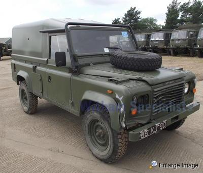 Land Rover 110 Tithonus
