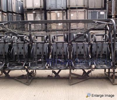 14 Man Security Seat