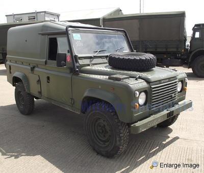 Land Rover 110 Tithonus