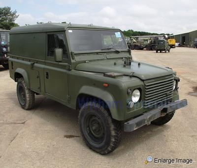 Land Rover 110 Hard Top