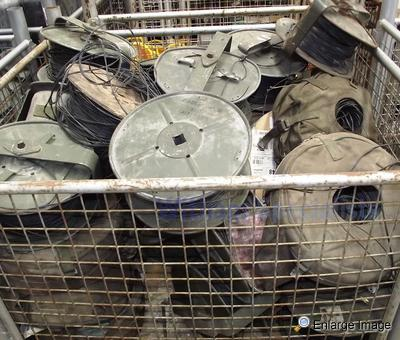 25 x D1O Cable Drums