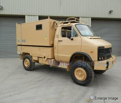 reynolds boughton rb 44 truck cab hard rear body r h d 55609 mod sales military vehicles. Black Bedroom Furniture Sets. Home Design Ideas