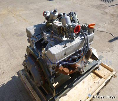 Land Rover Snatch 3 5 V8 Petrol Reconditioned Engine