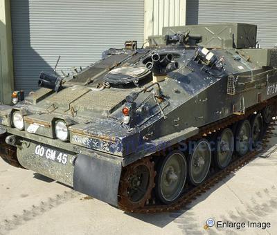 samson cvrt armoured recovery vehicle 57844 mod sales military vehicles used ex mod land. Black Bedroom Furniture Sets. Home Design Ideas