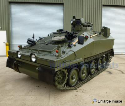 alvis fv103 spartan armored personnel carrier autos post. Black Bedroom Furniture Sets. Home Design Ideas
