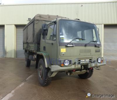 DAF 4X4 Truck 5 ton