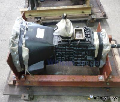 Land Rover Snatch Lt85 Gearbox Reconditioned 70317