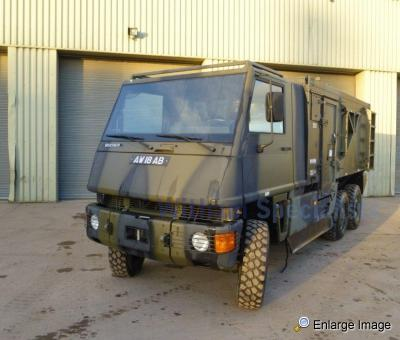 LHD Mowag Bucher Duro II