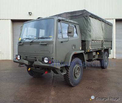 DAF 4X4 Truck 5 ton Cargo