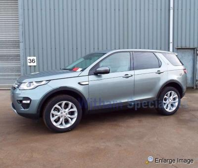 Land Rover Discovery Sport 2.2 Litre