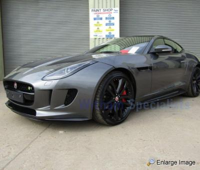 F type jaguar for sale