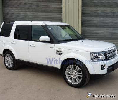 Land Rover Discovery 4 3 0 V6 S C Super Charged Petrol