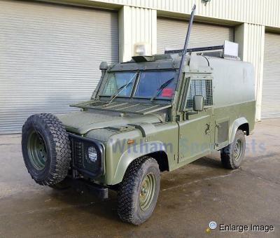 Land Rover Defender 110 RHD