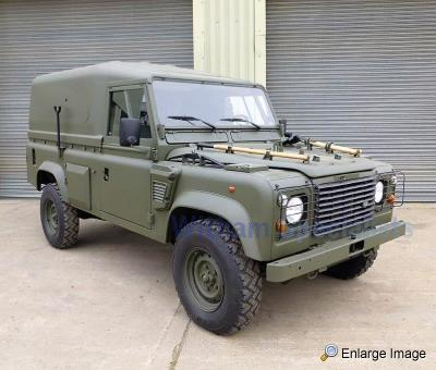 Land Rover Wolf 110