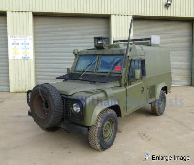 Land Rover Defender 110 RHD