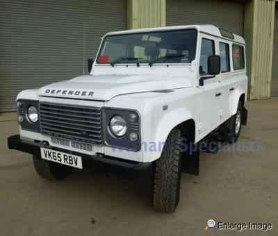 Land Rover 110 Defender County