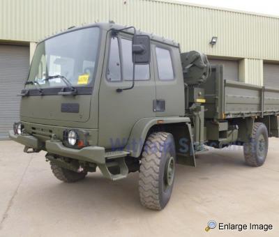 Leyland DAF T244 4x4 Truck