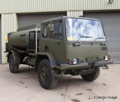 Leyland DAF T244 4X4 5000lt