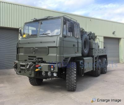 Foden, 6x6 Recovery Vehicle, #89625 - MOD Sales, Military