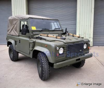 Land Rover Wolf 90, 300Tdi Soft Top RHD, #89794 - MOD Sales