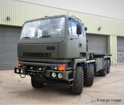 DAF 8x6 DROPS Multilift
