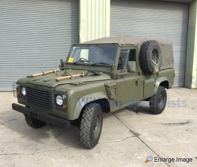 Land Rover Wolf 110