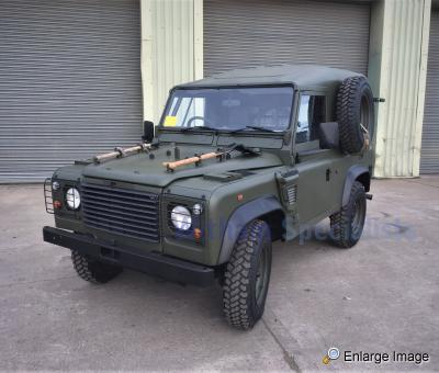 Land Rover Wolf 90