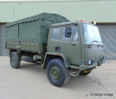 DAF T244 4x4 Truck 5 ton Cargo RHD