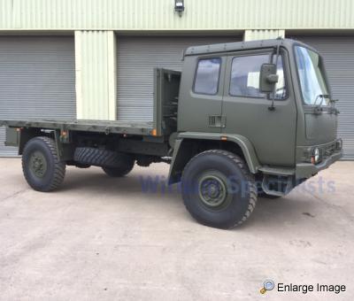 DAF T244 4x4 Truck 5 ton