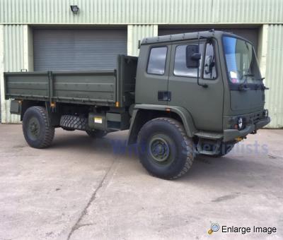 DAF T244 4x4 Winch Truck RHD